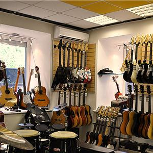Музыкальные магазины Никольского
