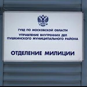 Отделения полиции Никольского