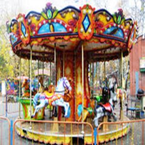 Парки культуры и отдыха Никольского