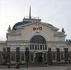Железнодорожные вокзалы в Никольском