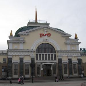 Железнодорожные вокзалы Никольского
